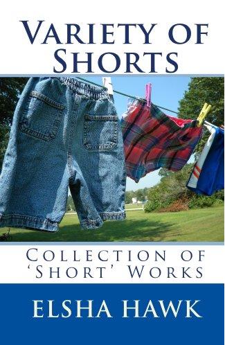 varity of shorts
