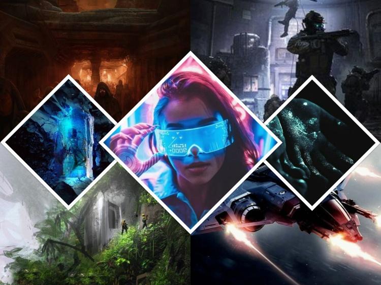 QSA collage